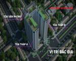 Cho thuê sàn thương mại & văn phòng tòa nhà Central Field 219 Trung Kính. LH: 0978878585