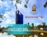 Bán căn hộ Grand Riverside, MT Bến Vân Đồn, tháng 12/2017 nhận nhà, CK 5%, tặng 100tr-250t