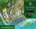 """""""Đảo Xanh"""" đắc địa bậc nhất - Eco Charm Đà Nẵng. LH:0935 202 797"""