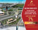 Đất biển ven sông dự án gaia,Coco city giá đầu tư CK cao  +sinh lời nhanh