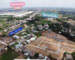 Bán đất xây trọ ngay cụm KCN Bến Lức, với hơn 50.000 công nhân, sổ hồng riêng.