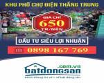 Đất nền dự án chợ thanh quýt sát trạm thu phí phía Nam Đà Nẵng đã có sổ