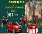 chỉ từ 300 triệu sở hữu căn hộ tòa M1 Mipec city view, CK 2%, MP 2 năm phí dịch vụ