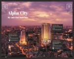 Alpha Hill Q.1 TT 20% nhận nhà, cam kết thuê 1,7 tỷ/năm