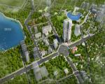 Sàn TTTM và văn phòng Luxury Park View ngay cạnh công viên Cầu Giấy giá chỉ 33tr/m2
